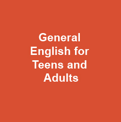 English language centre Johor - general english for teens and adults
