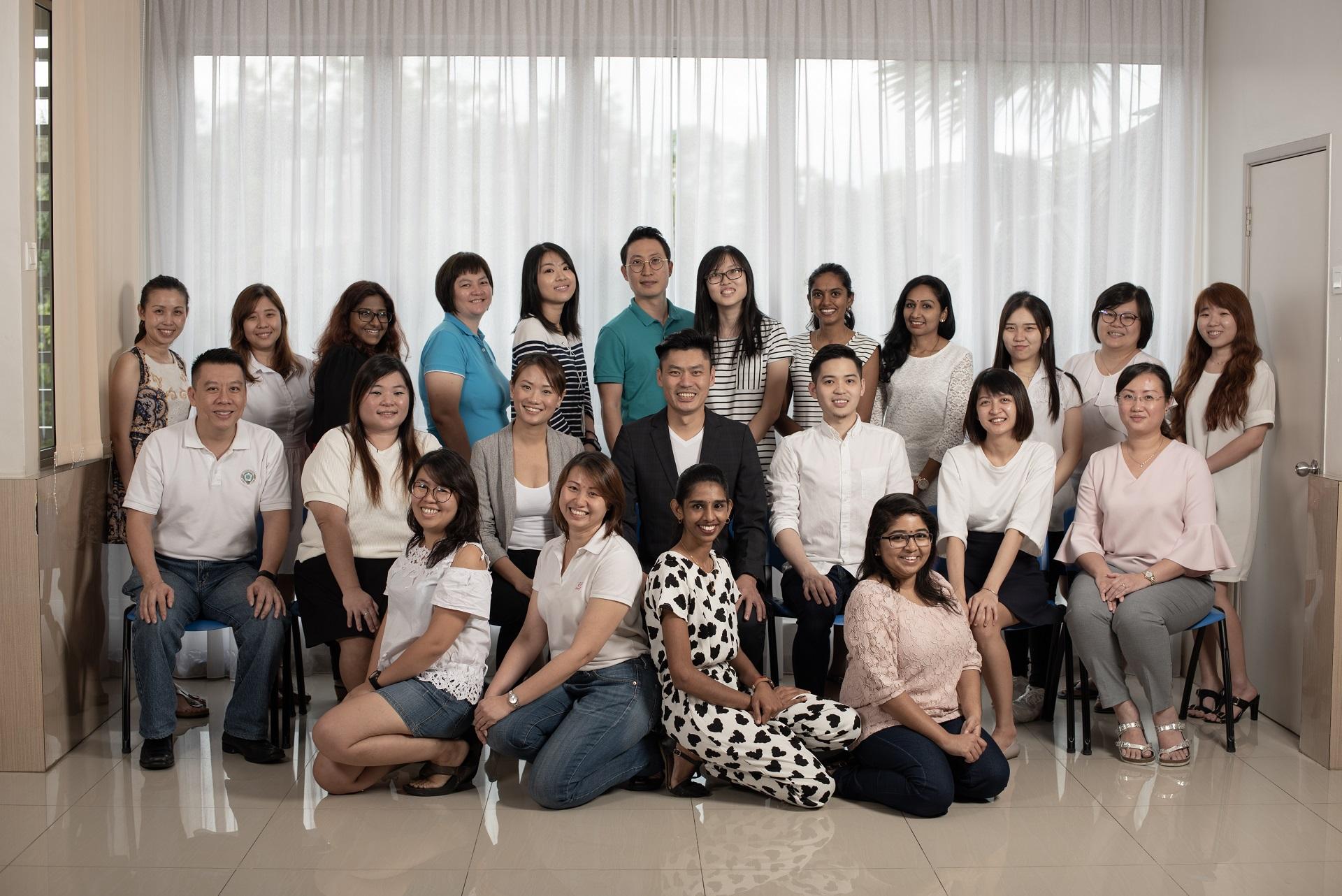 English language courses Johor